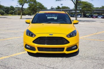 Ford Focus ST стал еще мощнее